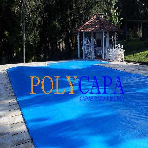 Capa para piscina am rica 4x4 16 lonaflex 20cm 16 for Piscina 4x4