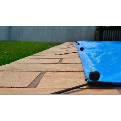 Capa para piscina am rica 5x4 20 lonaflex 20cm 20 for Piscina 5x4