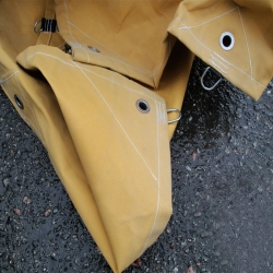 Lona Encerado 3x2 + argolas c/ 50cm