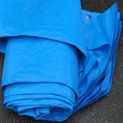 Lona Poly-Lona 16x14 Azul Polyethileno