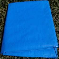 Tecido Plástico Azul Céu 22m²
