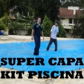 SUPER KIT Capa de Piscina 300kg