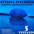 5 PetBóia Ecológica com 62m de corda, 20 Lonafix, 1 Batedor e 40 Elásticos LonaFlex 20cm