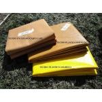 Tecido Plástico Amarelo 22m²